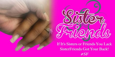 Sisterfriends Launch and Book Release  tickets
