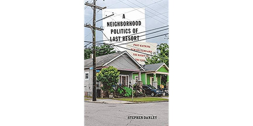 A Right To The City Author Talk Series: Stephen Danley