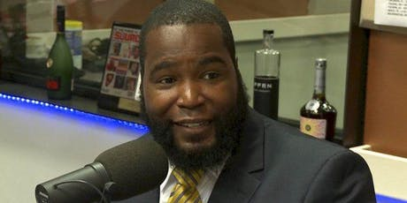 """""""Back to School with Dr. Umar Johnson"""" tickets"""