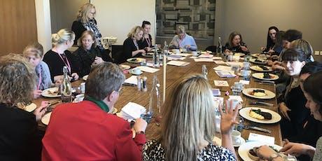 WOMEN IN BUSINESS NETWORK IPSWICH - OCTOBER MEETING tickets