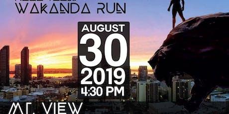 Reel Teens 5k Wakanda Run tickets