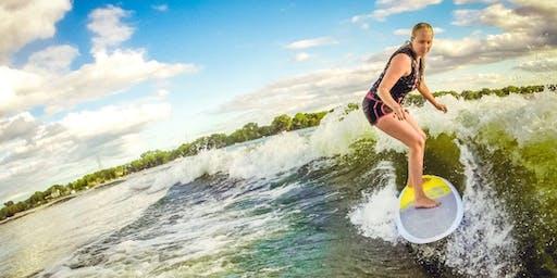 City Surf WakeSurfing