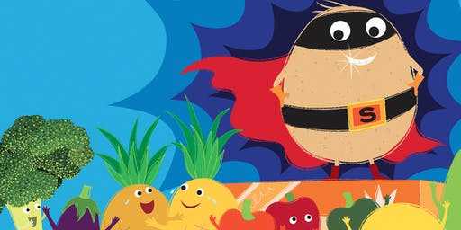 Supertato Storytime and Activities