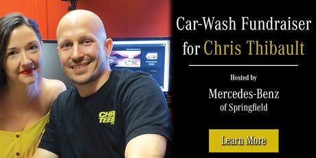 Car Wash Fundraiser for Chris Thibault & Family tickets