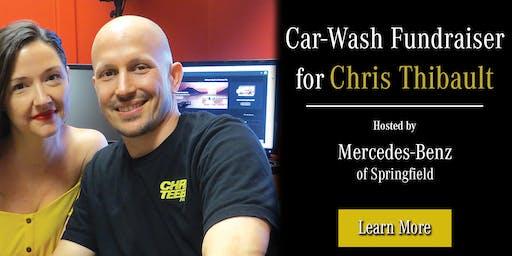 Car Wash Fundraiser for Chris Thibault & Family