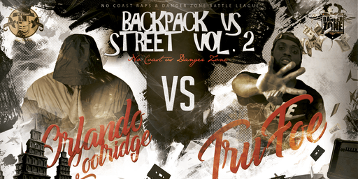 Backpack Vs Street Vol. 2
