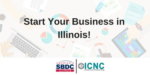 Start Your Business in Illinois!