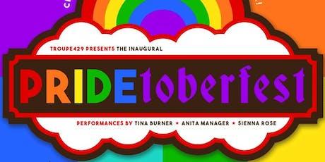 PRIDEtoberfest! ★ SAT OCT 5 ★ at Troupe429 Bar // Norwalk, CT tickets