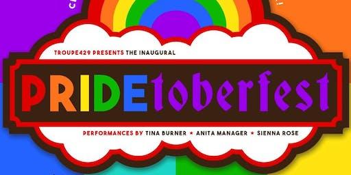 PRIDEtoberfest! ★ SAT OCT 5 ★ at Troupe429 Bar // Norwalk, CT