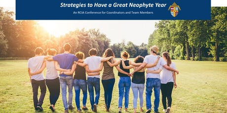 Strategies to Have a Great Neophyte Year tickets