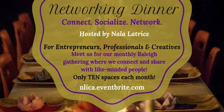 Networking Dinner by Nala Latrice tickets