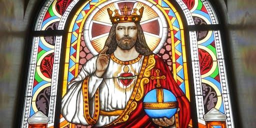Christ the King Celebration 2019