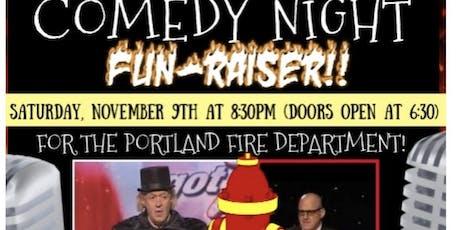 COMEDY NIGHT FUN-RAISER!! tickets