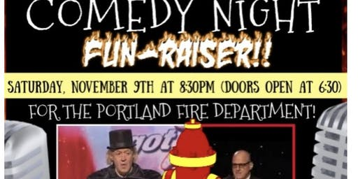 COMEDY NIGHT FUN-RAISER!!