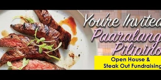 Paaralang Pilipino Enrollment & Steak Out 2019