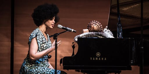 Melvis Santa Ashedi Presents Afro-Latin Roots of Jazz Series