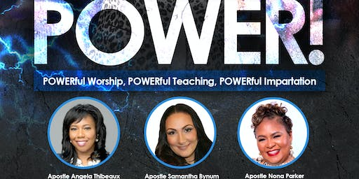 "The 2020 Woman Gathering: ""POWER!"""