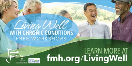 Living Well with Chronic Conditions tickets