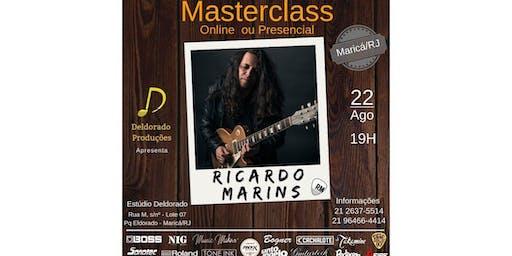 Masterclass com Ricardo Marins