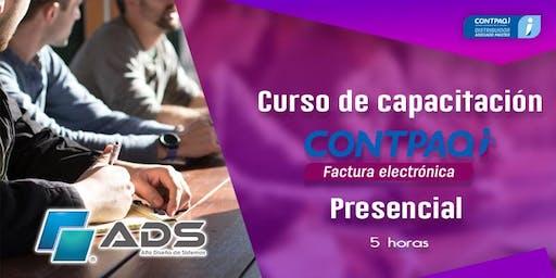 Curso Presencial de CONTPAQ i® Factura Electrónica