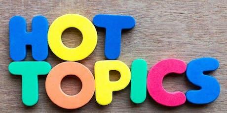 GP  Hot Topics Rochdale. CPD  Cannabis, Ovarian cancer & Prostate Disease tickets