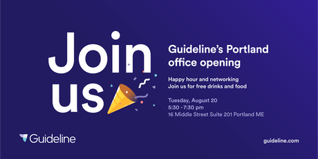 Guideline 401(k)'s Portland Office Opening: Happy Hour and Networking  tickets