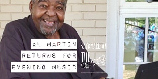Al Martin w/Mike & Donna  - Evening Music Backyard at The Space