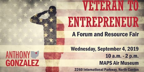 Veteran to Entrepeneur: A Forum and Resource Fair tickets