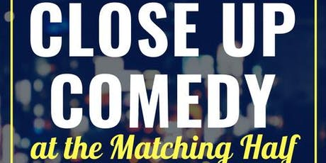 Close Up Comedy - October edition tickets