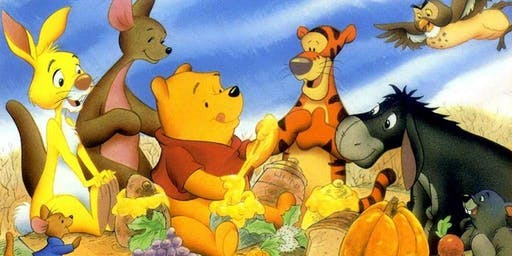 Winnie the Pooh Storytime and Activities