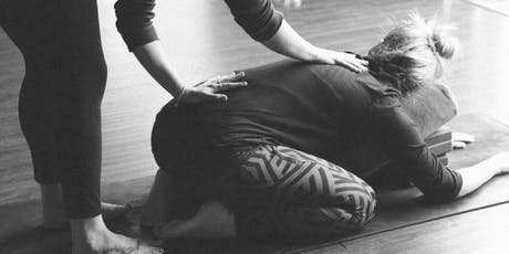 Restorative Yoga + Massage tickets
