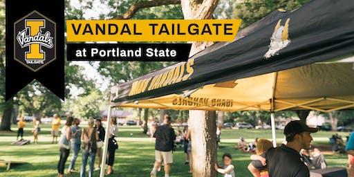 Vandal Tailgate at Portland State