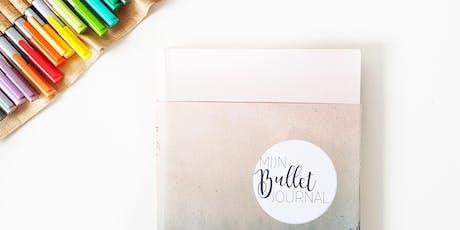 Workshop bullet journaling voor ondernemers tickets