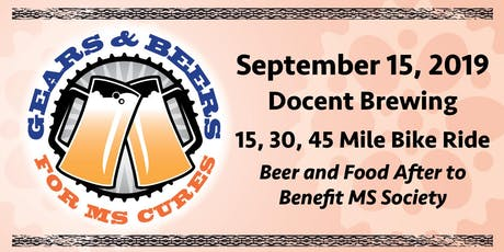 GEARS & BEERS for MS Cures 2019 tickets