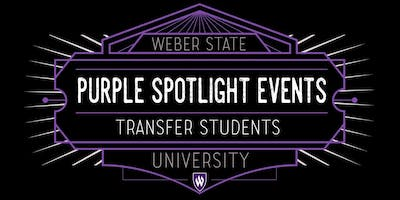 Fall 2019 Purple Spotlight Events for Transfer Students
