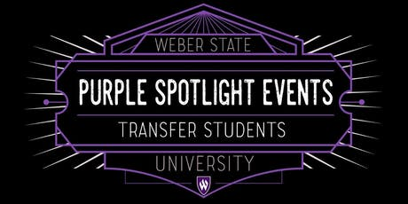 Fall 2019 Purple Spotlight Events for Transfer Students tickets