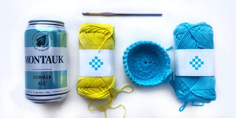 Coronas and Koozies Crocheting Workshop tickets
