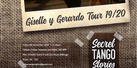 Secret Tango Stories Welsh Film Premier w/ Live Music Milonga tickets