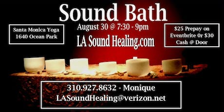 Sound Bath tickets