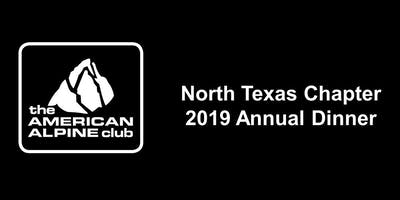 American Alpine Club - North Texas Chapter - Annual Dinner