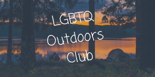 LGBTQ Outdoors Club launch meeting