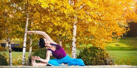 Yoga, Walking & Wellness Retreat - Devon (1-Day) tickets