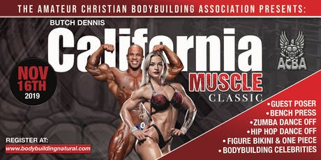 Butch Dennis California Muscle Classic tickets