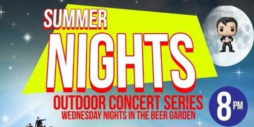 Summer Nights Outdoor Concert Series - The Boy Band Night, September 11