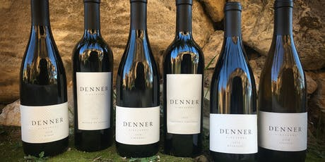 Winemaker Tasting: Denner Vineyards tickets
