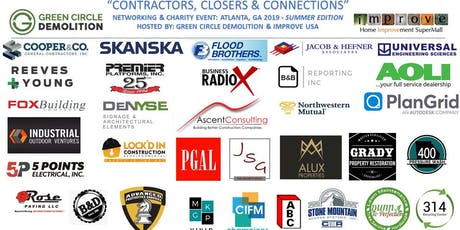 """""""CONTRACTORS, CLOSERS & CONNECTIONS (CCC)""""  tickets"""