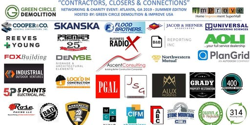 """CONTRACTORS, CLOSERS & CONNECTIONS (CCC)"""