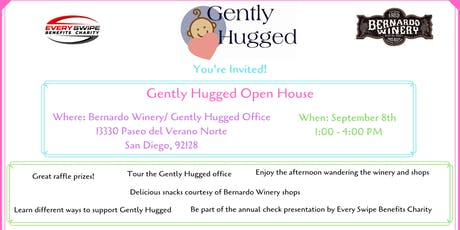 Gently Hugged Open House tickets