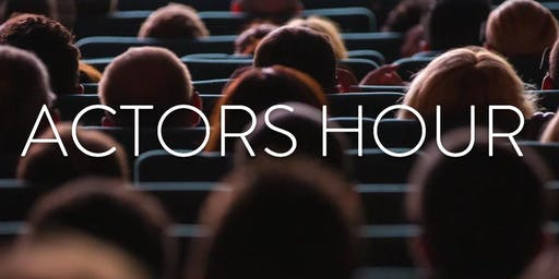 Actor's Hour - A Speakeasy for Artists!