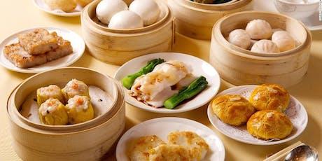 Make DIM SUM for dinner! Shu Mai, Shrimp dumplings (HAR GAO) & Radish Cake & Learn Chinese!  tickets